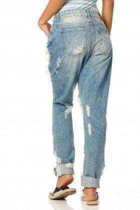 calca boyfriend marmorizado dz2359 costas proximo denim zero