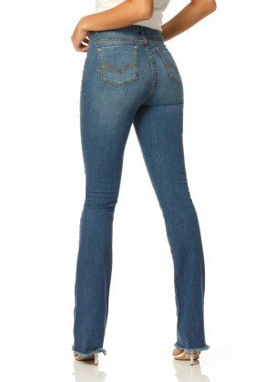 calca boot cut hot pants stone dz2211 costas proxima denim zero
