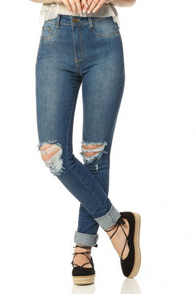 calca skinny media reducao dz2182 frente proximo denim zero