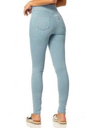 calca skinny hot pants reducao dz2311 costas proximo denim zero