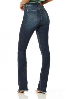calca boot cut hot pants stone dz2261 costas proximo denim zero
