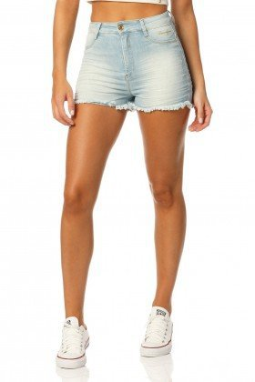 shorts pin up reducao dz6158 denim zero frente proximo
