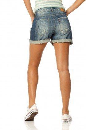shorts boyfriend stone dz6161 denim zero costas proximo
