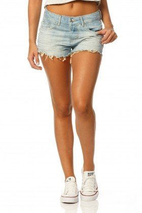 shorts young sky dz6133 frente proximo denim zero