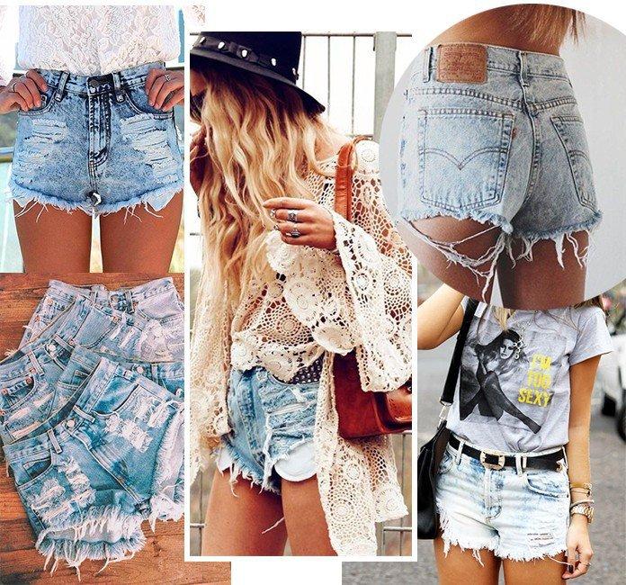 shorts jeans materia blog denim zero 5