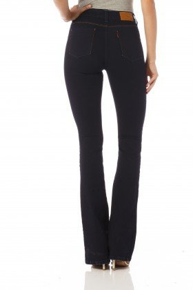 calca skinny media escuro dz2375 costas proximo