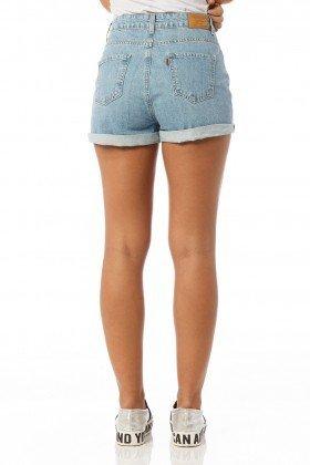 shorts setentinha estonada dz6168 denim zero costas proximo