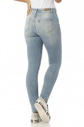 calca skinny media stone claro dz2411 costas proxima denim zero