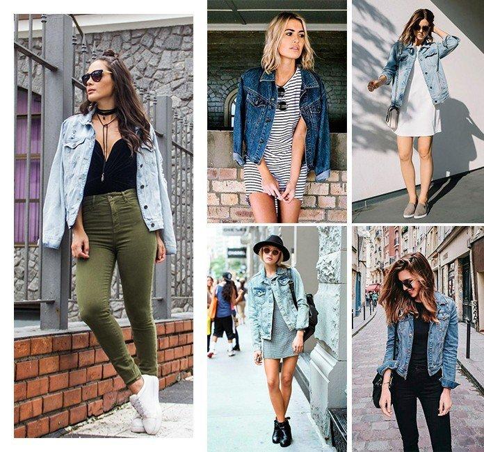 25 jaquetas basicas