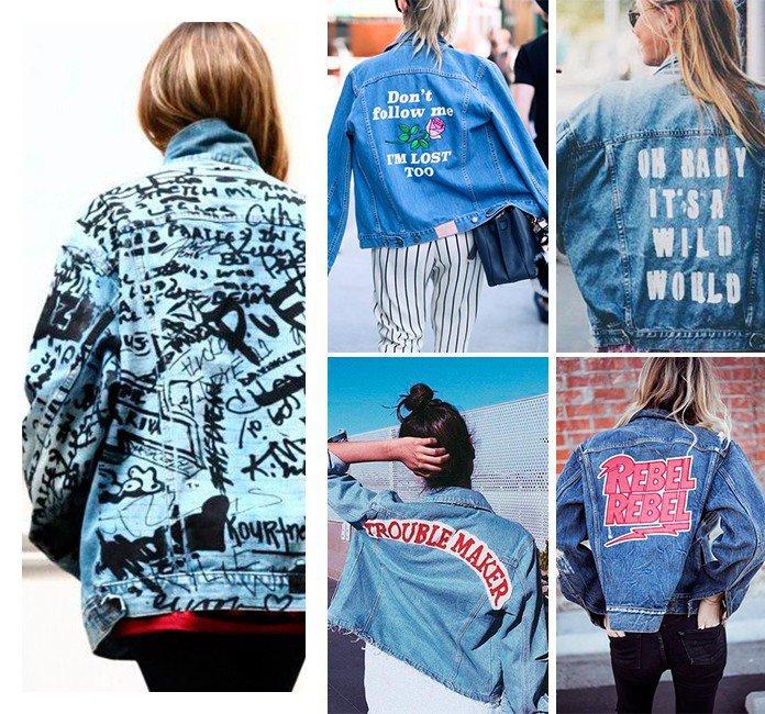 25 jaquetas frase