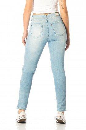 calca skinny media rasgos clara dz2543 costas proximo denim zero