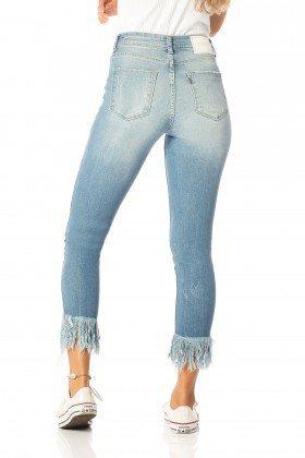 calca skinny media cropped franjas dz2533 costas proximo denim zero