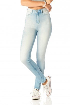 calca skinny hot pants clara dz2565 frente proximo denim zero