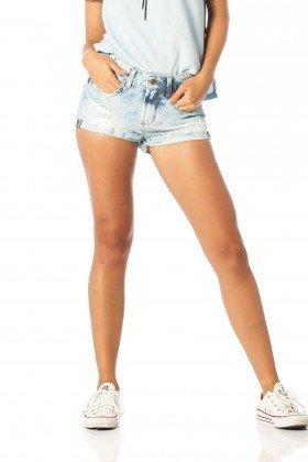 shorts feminino young marcacao dz6200 frente proximo denim zero