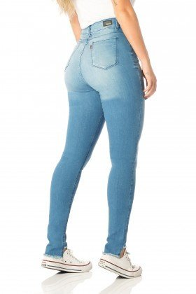 calca skinny hot pants bigodes dz2524 costas proximo denim zero