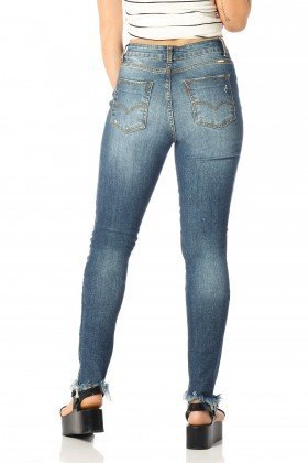 calca skinny media desfiada dz2548 costas proxima denim zero