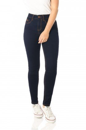 calca skinny media amaciada dz2558 frente proximo denim zero