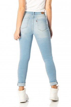 calca skinny media claro dz2556 costas proxima denim zero