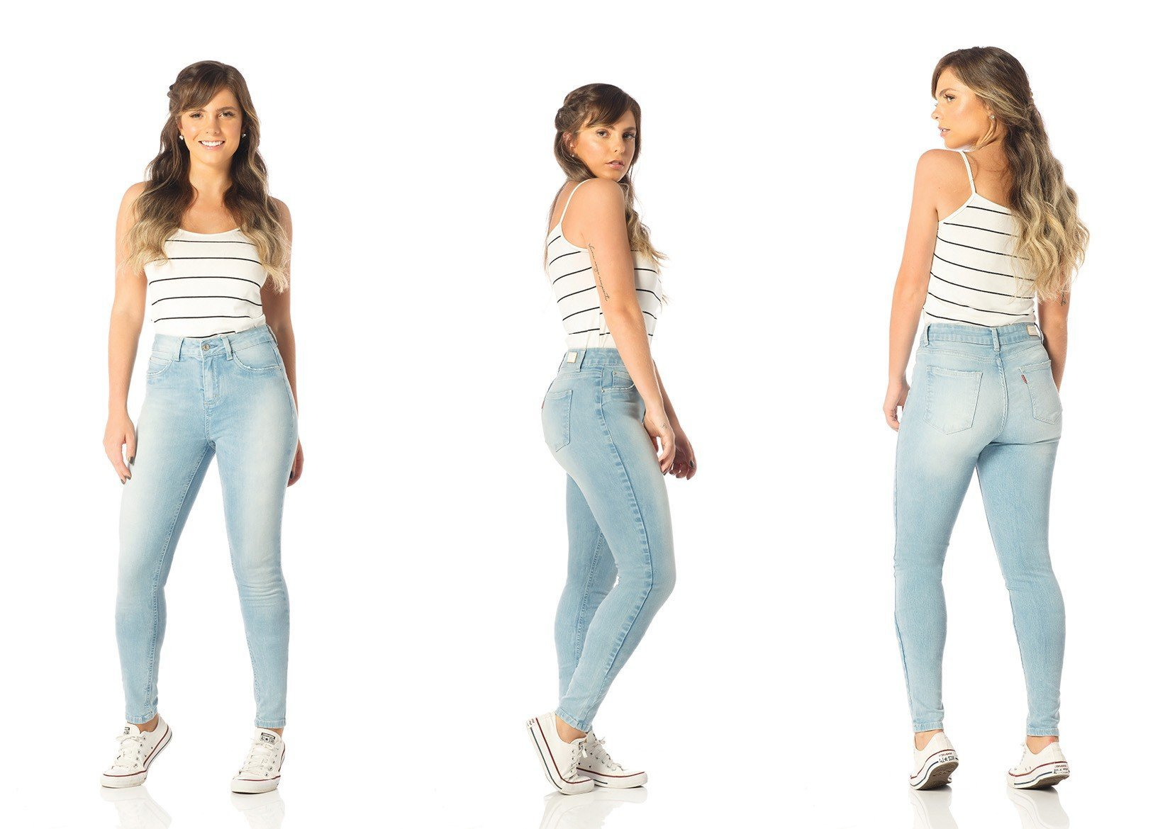 calca skinny media used dz2545 descricao denim zero