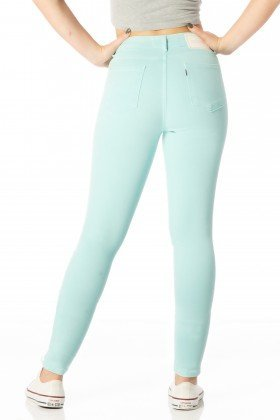 calca skinny media aqua dz2372 costas proxima denim zero