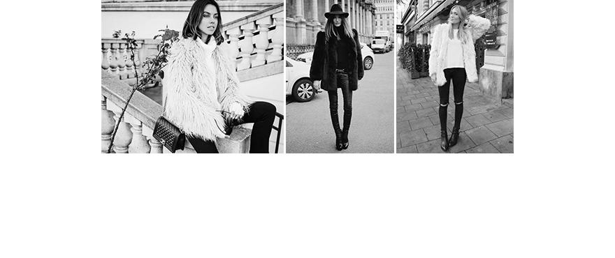25 Looks Com Casaco De Pelo Para Você Se Inspirar