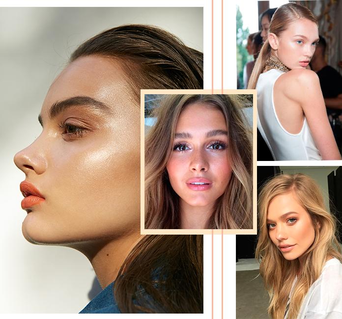 43 tendencia maquiagem pele