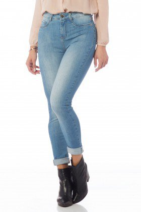 calca skinny media clara estonada dz2611 frente proximo denim zero