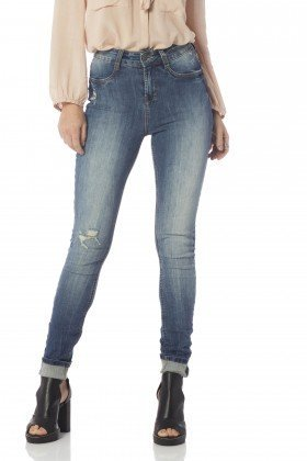 calca skinny media puidos dz2637 frente proximo denim zero