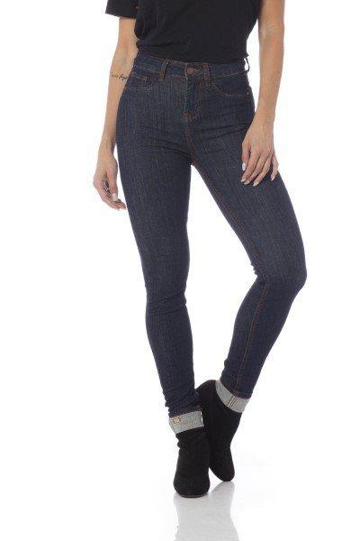 calca skinny media escura dz2639 frente produto denim zero