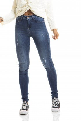 dz2656 calca skinny media frente proximo