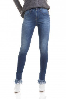 dz2659 calca skinny media frente proximo
