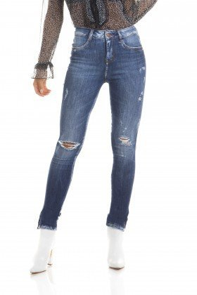 dz2666 calca skinny cigarrete media frente proximo