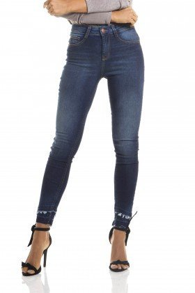 dz2698 calca skinny cigarrete media frente proximo