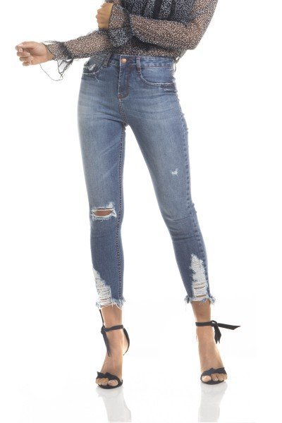 dz2683 calca skinny media cropped frente 02 proximo