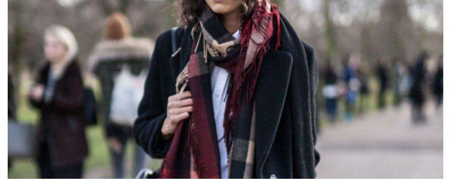 Tipos de lenços para o seu inverno