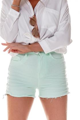 dz6206 11 frescor shorts pin up colors bigodes denim zero frente cortada