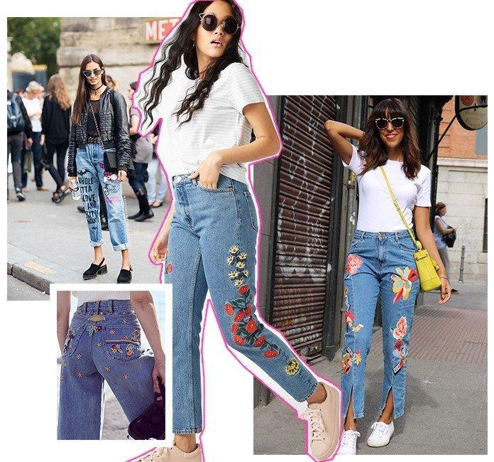 spring trend bordados no jeans 01