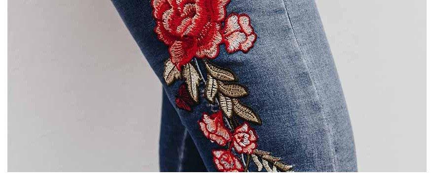 Spring Trend: Bordados no Jeans