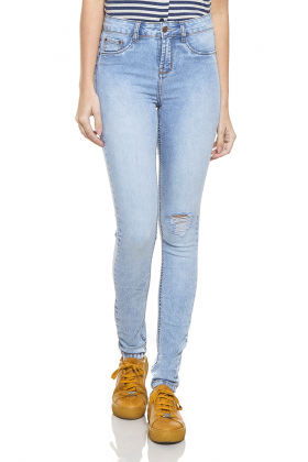 dz2754 calca skinny media zoom frente denim zero