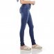 dz2765 calca skinny media zoom lateral denim zero