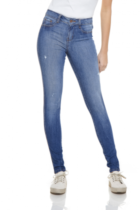 dz2767 calca skinny media zoom frente denim zero