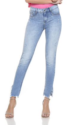 dz2756 calca skinny media cigarrete zoom frente denim zero