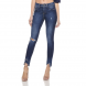 dz2757 calca skinny media cigarrete zoom frente denim zero