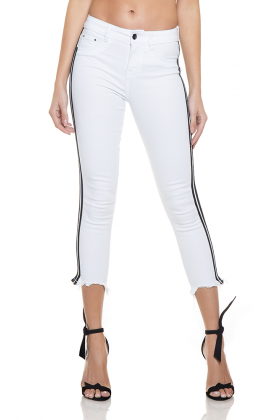 dz2768 calca skinny cropped media zoom frente denim zero