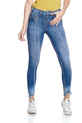 dz2779 calca skinny media cigarrete zoom frente