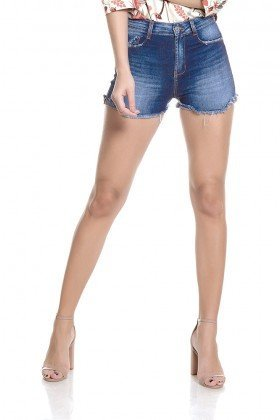 dz6256 shorts pin up zoom frente