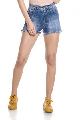 dz6257 shorts pin up zoom frente