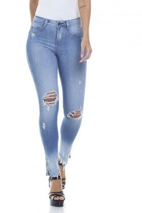 dz2797 calca skinny media cigarrete zoom frente