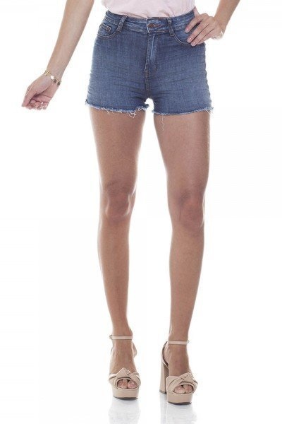 dz6267 shorts pin up zoom frente