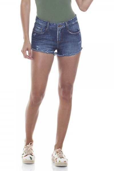 dz6273 shorts young zoom frente